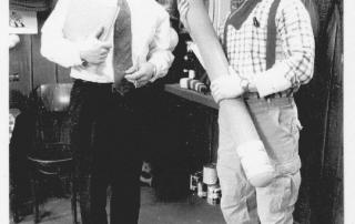 Jon Nappa and Mike Cariglio - The Original Creators of Pappyland!